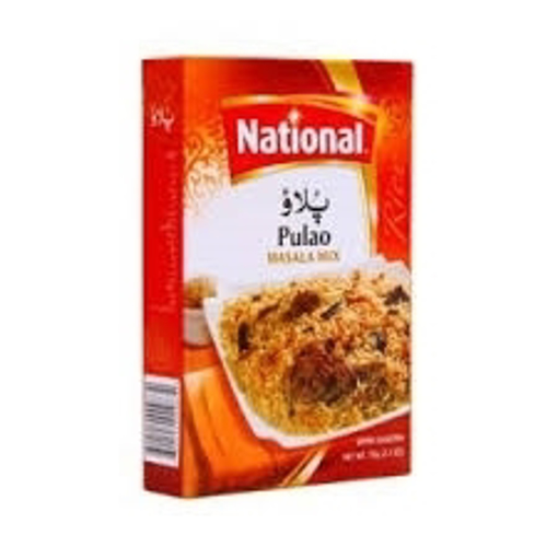 National Pulao Spice Mix 70g