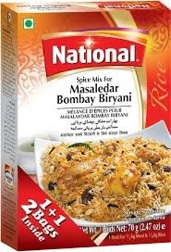 National Masaledar Bombay Biriyani 70g