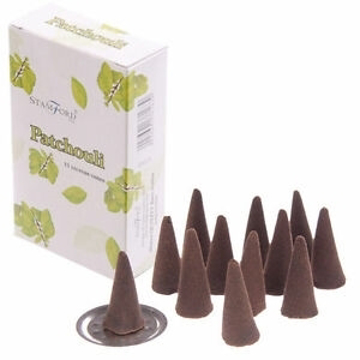 Stamford Patchouli 15 Incense Cones