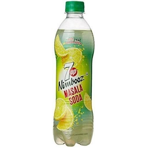 7up Nimbooz Masala Soda 600ml