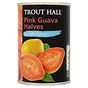 Trout Hall Pink Guava Halves 410g