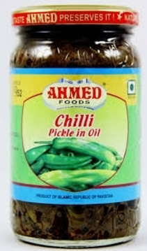 Ahmed Chili Pickle 320g