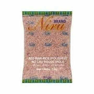 Niru Red Raw Rice 1Kg