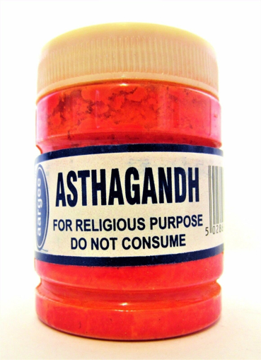 Aargee Asthagandh Powder for Pooja