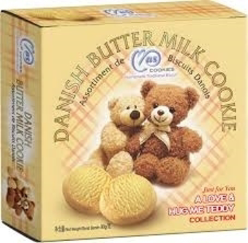 Danish Milk Cookies 1kg