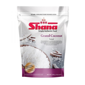 Shana Grated Coconut 300g