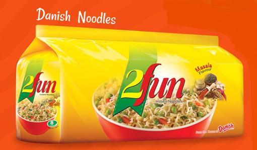Danish Masala Flavour Noodles 248g