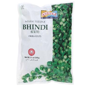 Ashoka Bhindi (Okra) Cut 310g (Frozen)