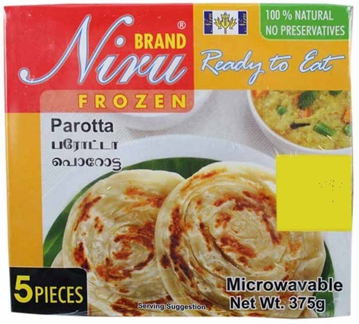 Niru Parotta Ready to Eat 375g