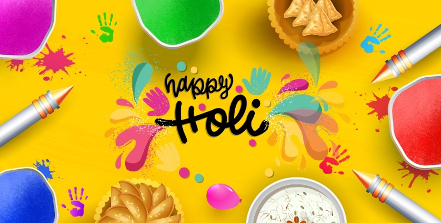 Celebrating Holi 2020 Made Easy with JustHaat