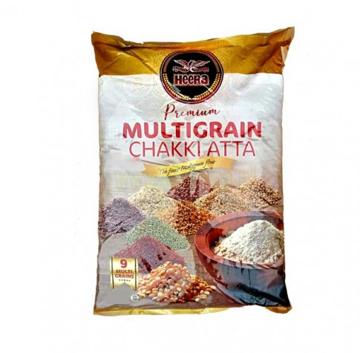 Heera Multigrain Chakki Atta 1.5kg