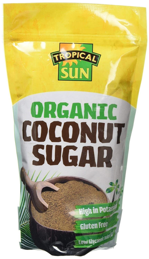 Tropical Sun Organic Coconut Sugar 500g