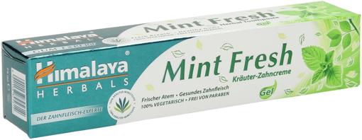 Himalaya Mint Fresh Herbal Toothpaste 75ml