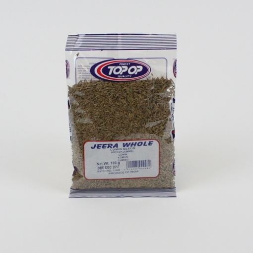 Top-Op Jeera Whole (Cumin Seeds) 100g